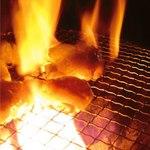 焼肉じゃんじゃん亭 - 料理写真:燃える肉