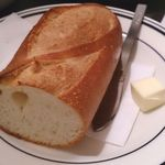 33598835 - 土鍋ハンバーグセットのパン