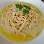 カフェ ド チップ - 料理写真:ズワイ蟹みそクリームパスタ