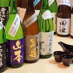 こころ - こだわりの日本酒