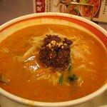 東京中華食堂 - 坦坦麺