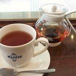 キャフェ・クリムト - 紅茶