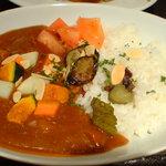 3360786 - 有機野菜のカレーライス
