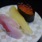廻る寿司処 二代目あっちゃん - 料理写真:魚がし三昧~☆