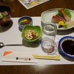 花善 - セット料理