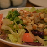 ニュールーシー - 野菜サラダ