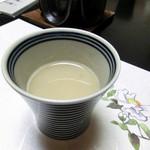 33606251 - <5500円コース>自然薯のスープ