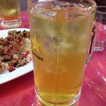 モンティー - ウコン茶割り