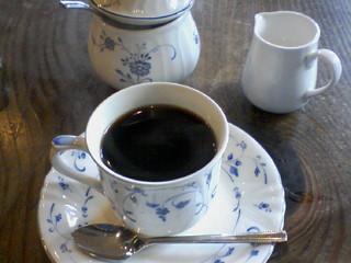 カフェ・バール こうべっこ - 珈琲(通常¥350)