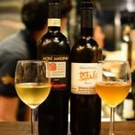 パスターヴォラ - 芸能人をワインで例えるおもしろいメニュー。ワインどれも美味しくて、つい飲み過ぎちゃいます♡