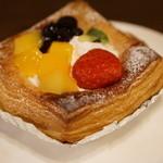 パン・ド・フルート - 料理写真: