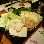 アスヘノトビラ - つゆしゃぶのお野菜