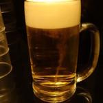匠心 - 生ビール