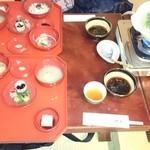 33616169 - お決まりの湯豆腐コース