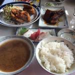 たまや食堂 - 地魚祭りだ❢❢ ワッショイ♫