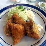 たまや食堂 - 地魚はフライで食せ❢❢ コレ、メル6の持論w