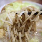 33618407 - 二郎系豚めん麺〜