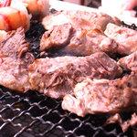 小田原さかなセンター - マグロ頬肉