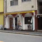 大阪ハラールレストラン - 外観
