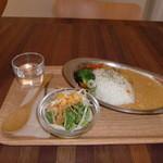 cafe de MeiPAM - 島カレー