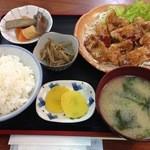 和韓食処はやしや - 生姜焼き定食