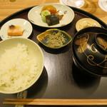 日本料理 太月 - 26年12月 御飯セット