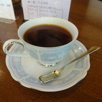 珈琲館 オークラ  - ドリンク写真:ブレンドコーヒー ¥480☆