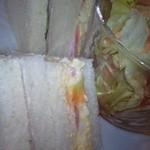 Raboru - ワンプレートのサンドイッチ側