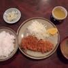 Daikichi - 料理写真:とんかつ定食700円