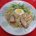 珍来軒 - 呉冷麺(小)650円