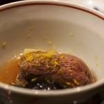 ふじ - 鴨と蕪と小松菜