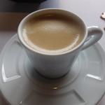 レストラン カズ - コーヒー