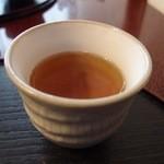月桃庵 - さんぴん茶
