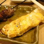 くわ焼 たこ坊 - 名物のトンペイ焼き
