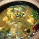 33636139 - 絶品!牡蠣と豆腐の土鍋