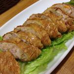 台湾料理 光春 - 肉腱とはケンナと言います