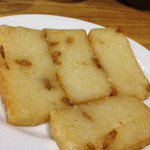 台湾料理 光春 - 大根餅