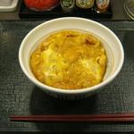 なか卯 - 「親子丼」です。