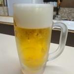 串かつや - 生ビール