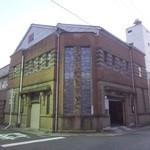 串かつや - 昭和7年築のトラヤ紳士服店(1)