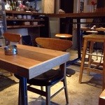 SMOKERS HEAVEN CAFE & BAR - 店内1