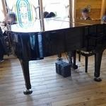 とむとむ - デーンとグランドピアノ