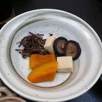 森の湯 - 煮物