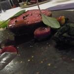 オトワ レストラン - 2014.12)黒毛和牛のソテー