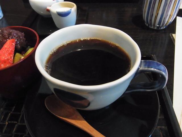 和食 了寛 - まろやかなコーヒー