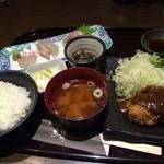 魚舞 - 日替わりランチ税込780円