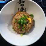 和田党 - 焼き飯セットの焼き飯