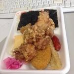 ヤムヤム - 料理写真:のり明太弁当