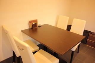 さわ木庵 - 半個室のテーブル席5~16名様まで