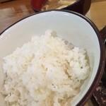 ひの家 - ベーコンエッグ朝食200円御飯とお味噌汁